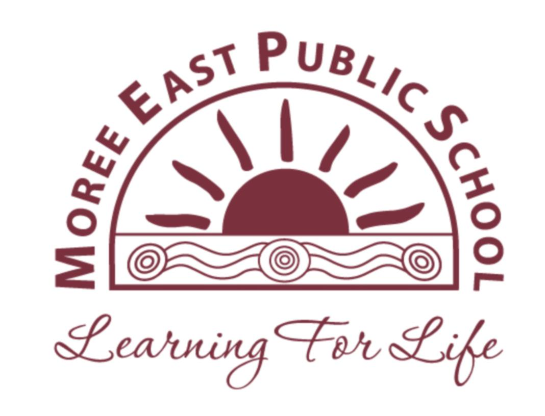 Moree East Public School logo